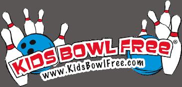 Kids Bowl Free all Summer Long!