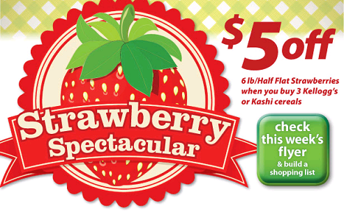 strawberry spectacular
