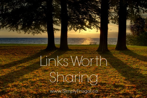 Links Worth Sharing