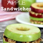 Simple Snack: Apple Sandwiches
