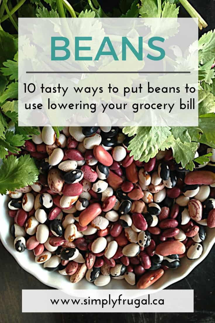 10 tasty ways to use beans