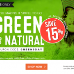 Well.ca: 15% off Green & Natural Products