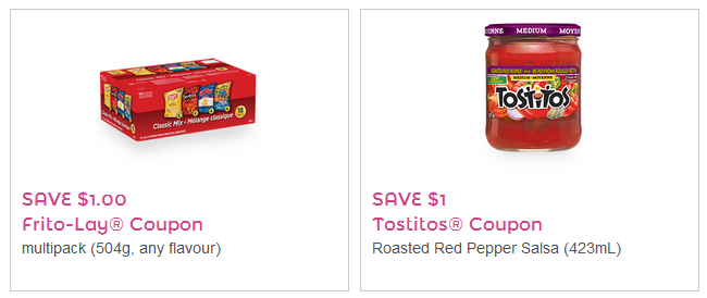 tostitos coupon