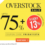Well.ca: Save up to 75% off Overstock + Extra 13% with Coupon Code