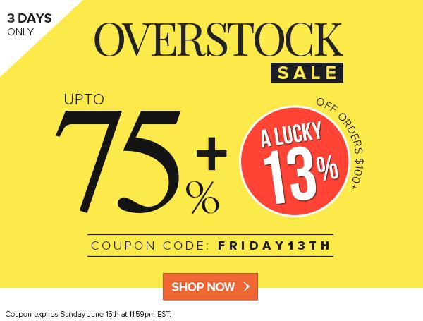 well ca overstock sale