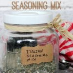 DIY: Italian Seasoning Mix
