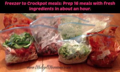 freezer-slow cooker meals