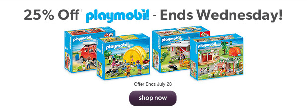 playmobil sale