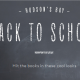 bay back to school