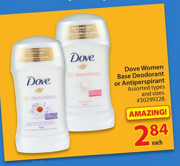 dove deal