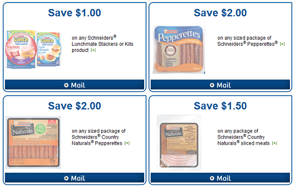 schneiders coupons