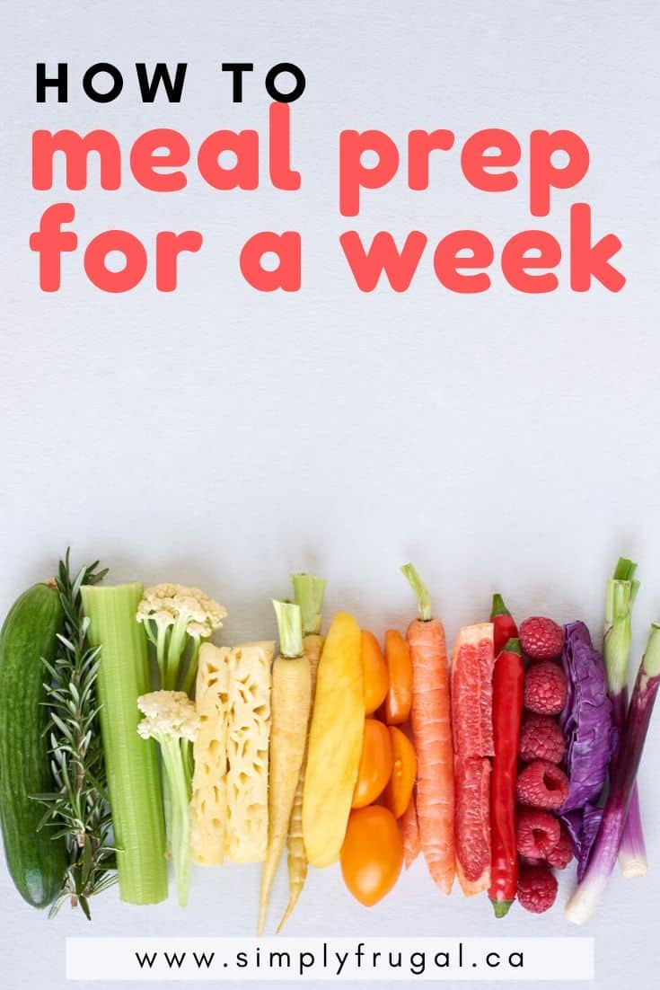 Meal prep can be a great way to save time throughout the week. No more worrying about what's for lunch or dinner! Here are 9 meal prep tricks to help you prep for the week.