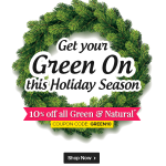 Well.ca: Save 10% off All Green & Natural