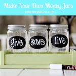 Make Your Own Money Jars