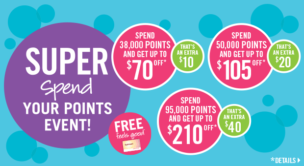shoppers super spend