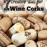 7 Creative Uses for Wine Corks