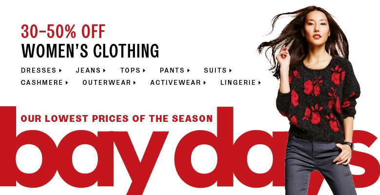 bay days clothing