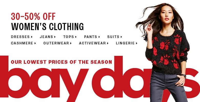bay days clothing