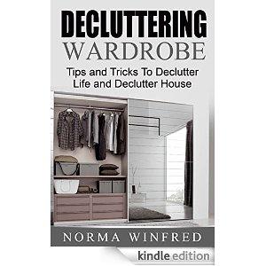 decluttering wardobe