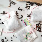 Easy DIY: Homemade Tea Bags