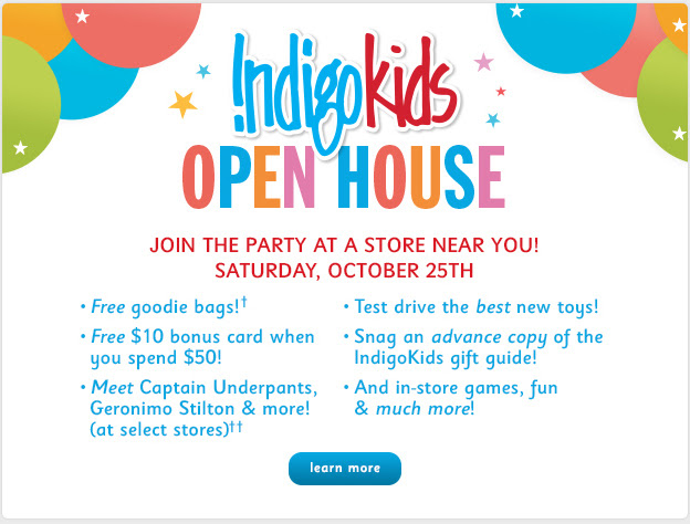 indigokids open house