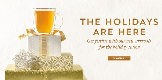 teavana holiday