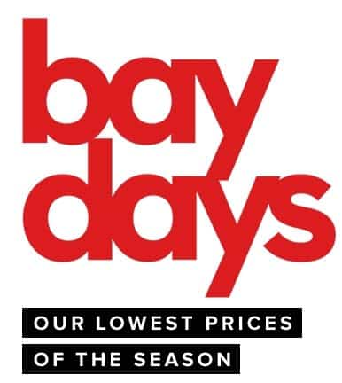 Bay Days: Extra $20 off when you Spend $100 on Women's Clothing