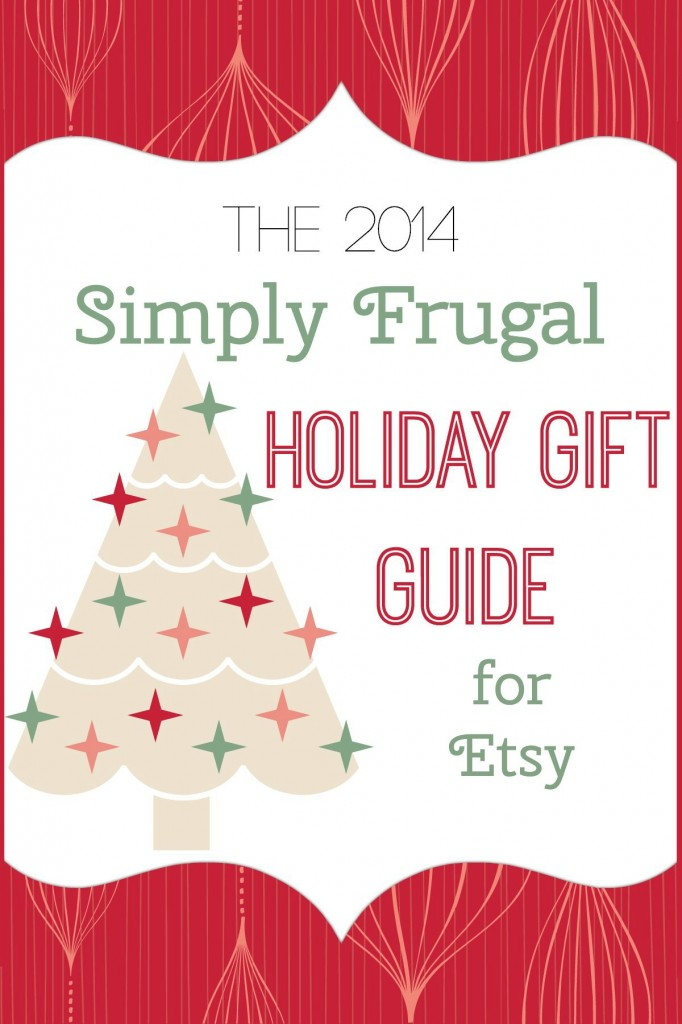 2014 holiday gift guide for Etsy