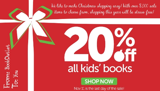 book outlet kids books