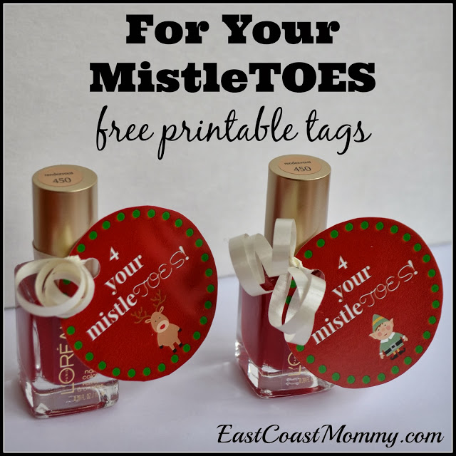 photo relating to For Your Mistletoes Printable named A Selfmade Xmas Present: For Your MistleTOES -
