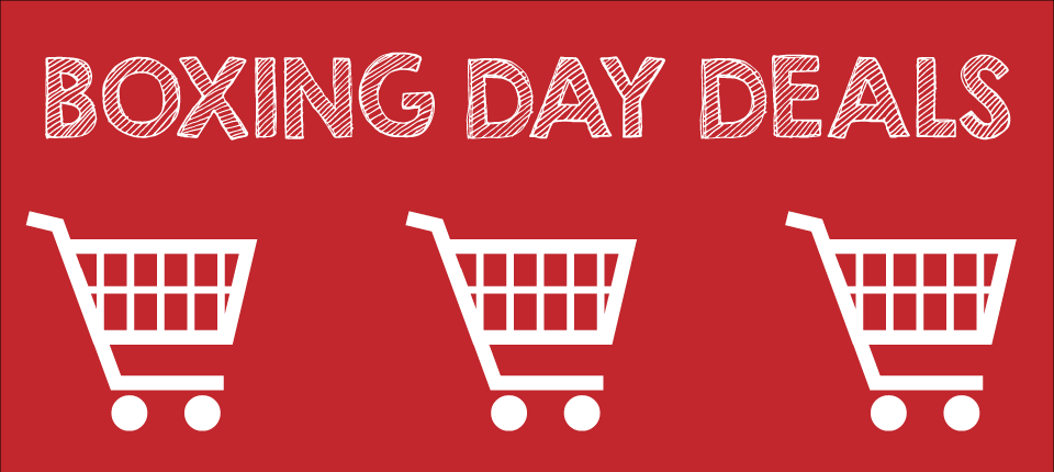 boxing day coupons