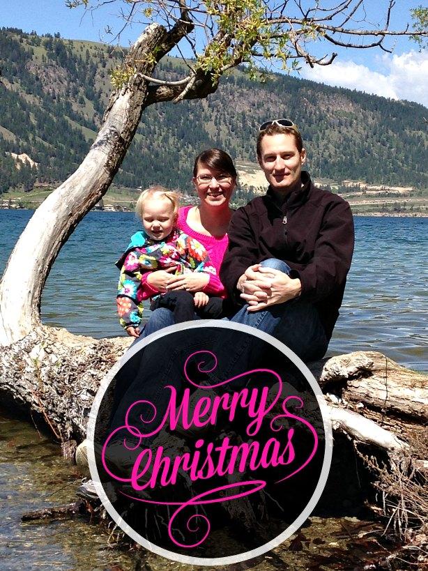 family mock christmas