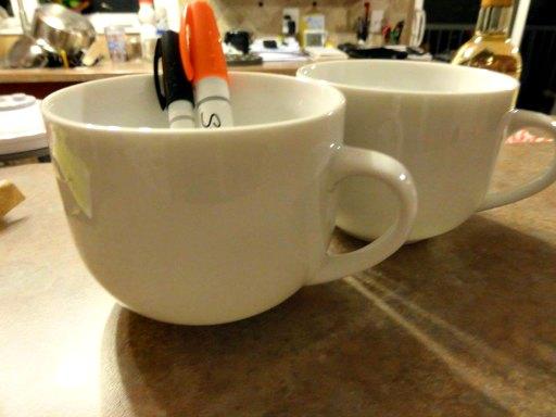 mugs before