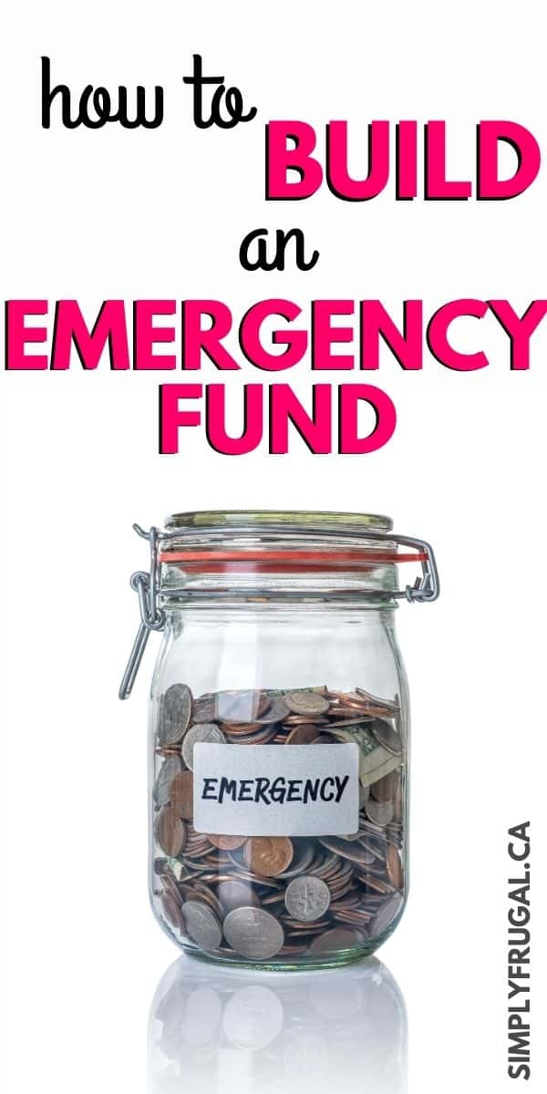Building an emergency fund can offer you peace of mind as well as the cash you need for a rainy day. Here are 5 ideas to help you easily and efficiently build an emergency fund.
