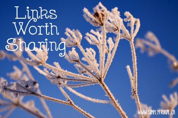 Links Worth Sharing Frost
