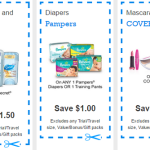 New Printable P&G Brandsaver Coupons Available