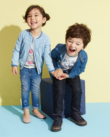 Dress them up in the vivid colours and comfortable designs of adorable baby clothes from Gap. Cute Baby Clothes for Boys and Girls. Our distinctive selection of infant and toddler apparel highlights sturdy, unique fashions for both boys and girls.