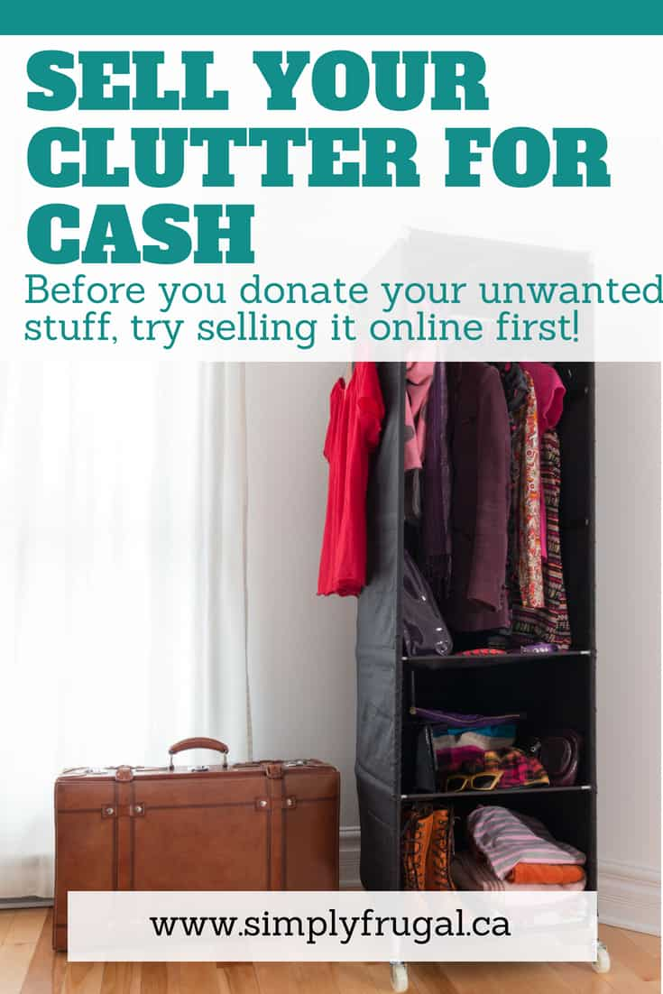 How to sell stuff online. Before you donate your unwanted stuff, turn your clutter into cash by learning how to sell it online!