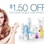 Save.ca: New Dove and TRESemme Hair Care Coupons