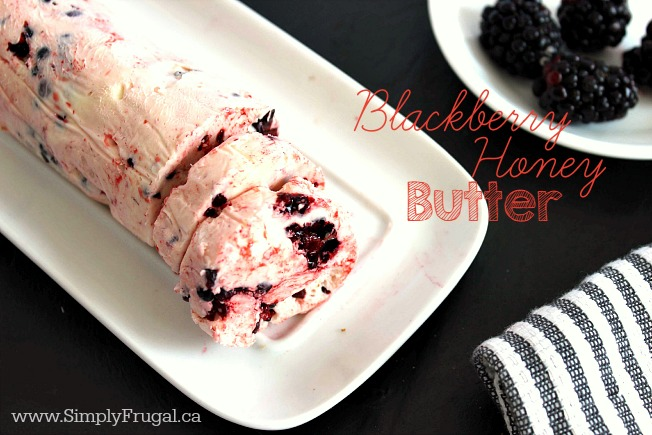 Blackberry Honey Butter 2