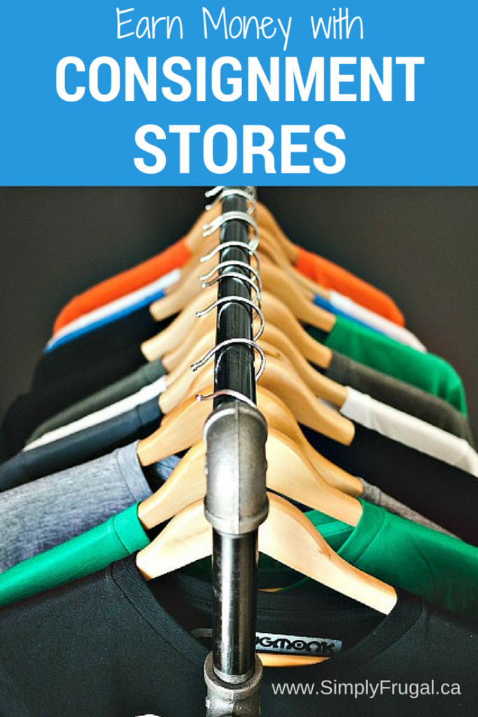 Earn Money with Consignment Stores