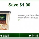 New Olivieri Coupon from webSaver.ca