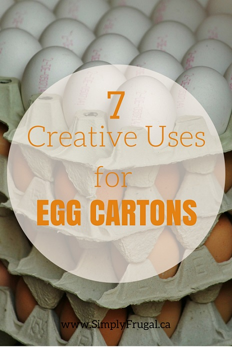Creative Uses for Egg Cartons