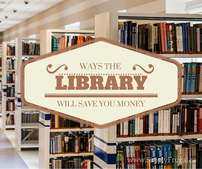 Ways the Library Will Save You Money- While the library is a great place to borrow books, most libraries also offer many other money-saving programs and resources!