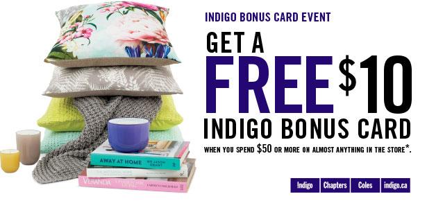 indigo bonus card