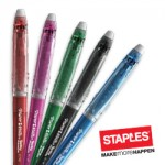 New Coupon for Paper Mate Erasable Gel Pens