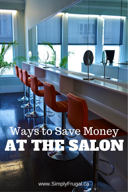 Ways to Save Money at The Salon - With just a little creativity and effort, you can save money on your salon visits and keep a little extra cash in your pocket.