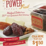 New Coupon for Natural Delights Medjool Dates