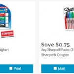 Staples Exclusive Coupons from Save.ca