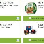 New SmartSource Coupons: Orville Redenbacher's, Chef Boyardee and More
